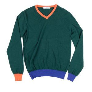 GREY DANIELE ALESSANDRINI Italy size 48 Sweater